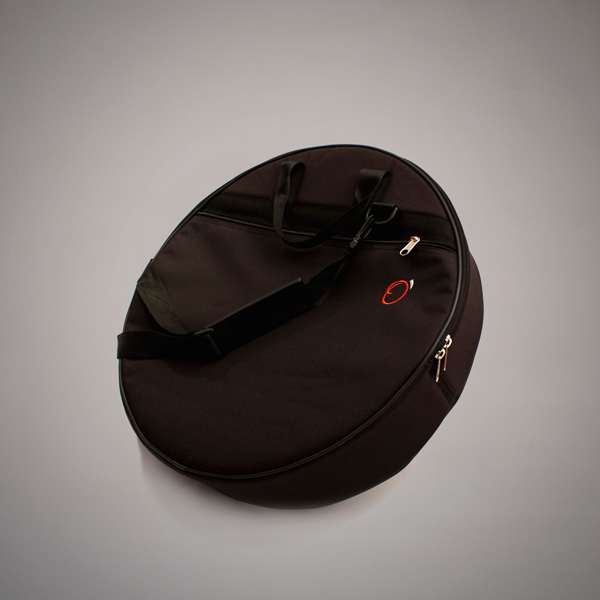 Funda de Bodram de color negro de 51 x 11 cm y 10 mm de acolchado