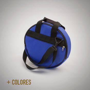 Elige entre diferentes colores de fundas para pandereta