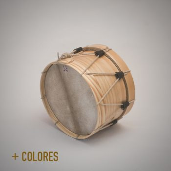 Elige entre diferentes colores de tamboril para niño