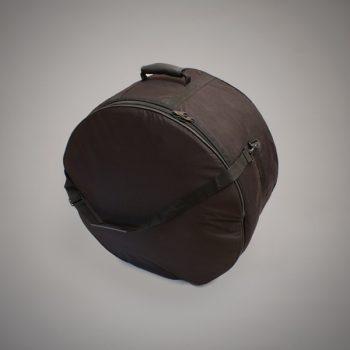 Funda para bombo de 33 mm de acolchado y bolsillo exterior
