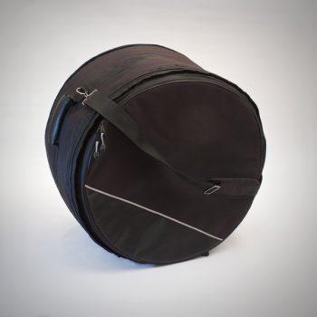 Funda para bombo con 33 mm de acolchado y con bolsillo exterior