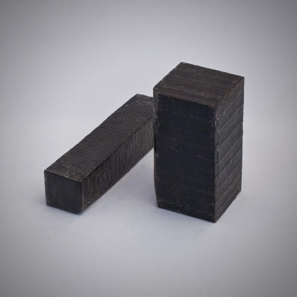 Juego de madera de Ébano para construcción de gaitas