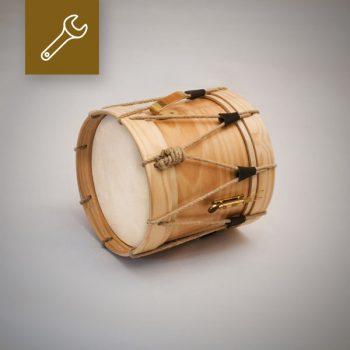Pincha aquí para configurar tu tamboril de pino
