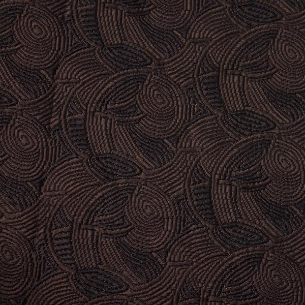 Tela semi-gruesa con relieve especial para vestido de gaita color cobre