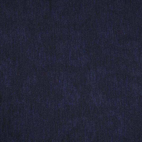 Tela gruesa rasgada especial para vestido de gaita color azul marino