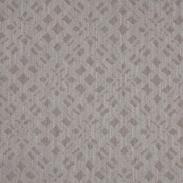 Tela gruesa brocada especial para vestido de gaita color gris-marrón
