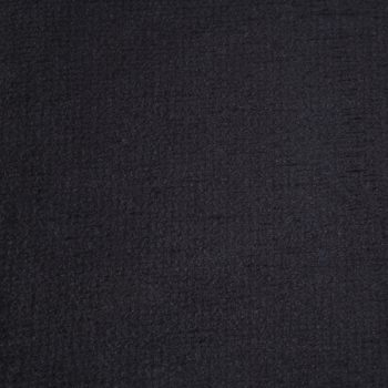 Tela gruesa lisa especial para vestido de gaita color negro
