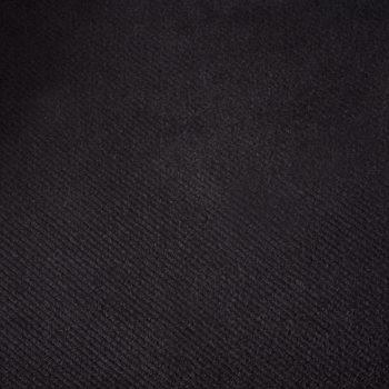 Tela semi-gruesa con relieve especial para vestido de gaita color negro