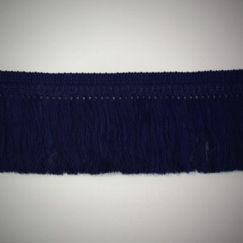 Fleco hilo azul marino