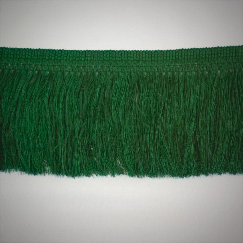 Fleco hilo verde intenso