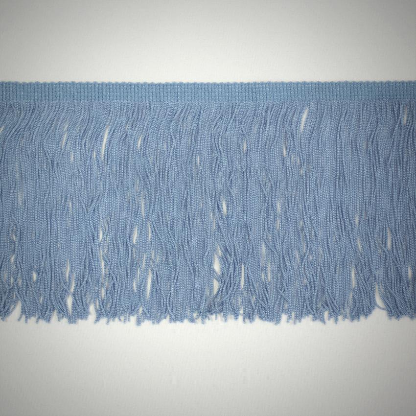 Fleco sencillo azul claro