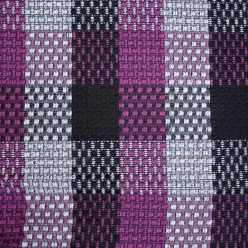 Tela en tonos violetas para vestidos gaita